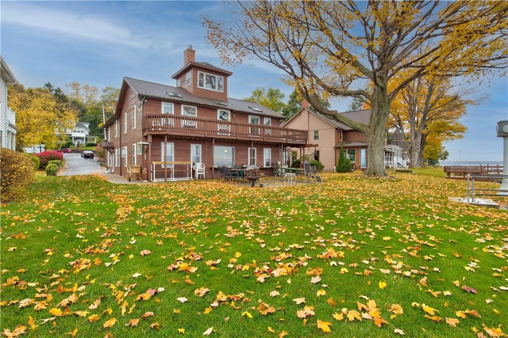 554 Forest Lawn Road, Webster, NY 14580 - #: R1302195
