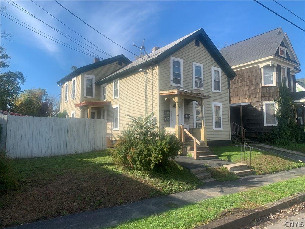 107 Hunter Avenue, Syracuse, NY 13204 - #: S1374197