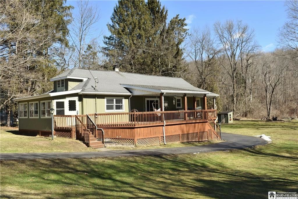 3468 Belleview Road, Bemus Point, NY 14712 - #: R1319198