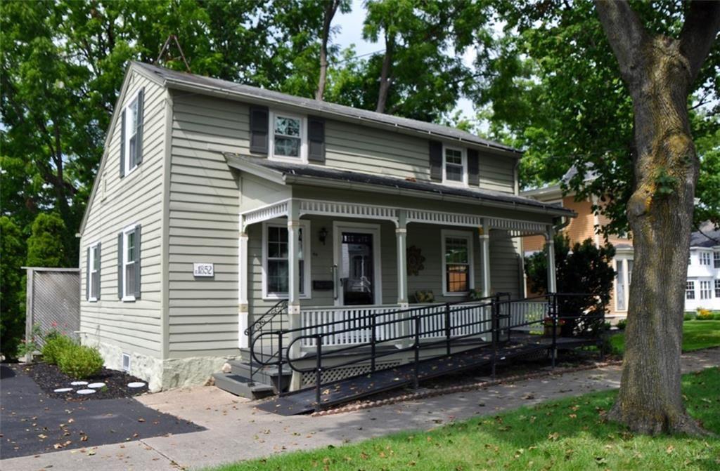 44 Second Street, Geneseo, NY 14454 - MLS#: R1367198
