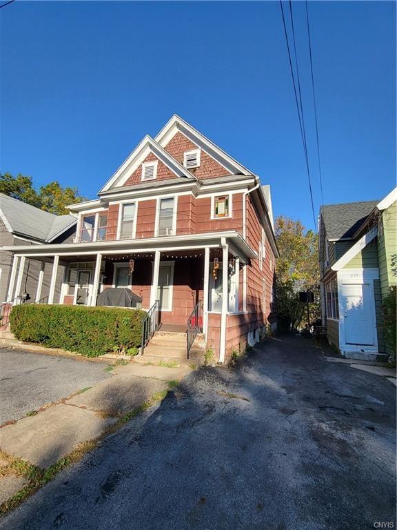 233 Lamont Avenue, Solvay, NY 13209 - MLS#: S1372200