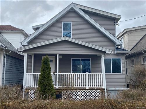 Photo of 2014 Independence Avenue, Niagara Falls, NY 14301 (MLS # B1259207)
