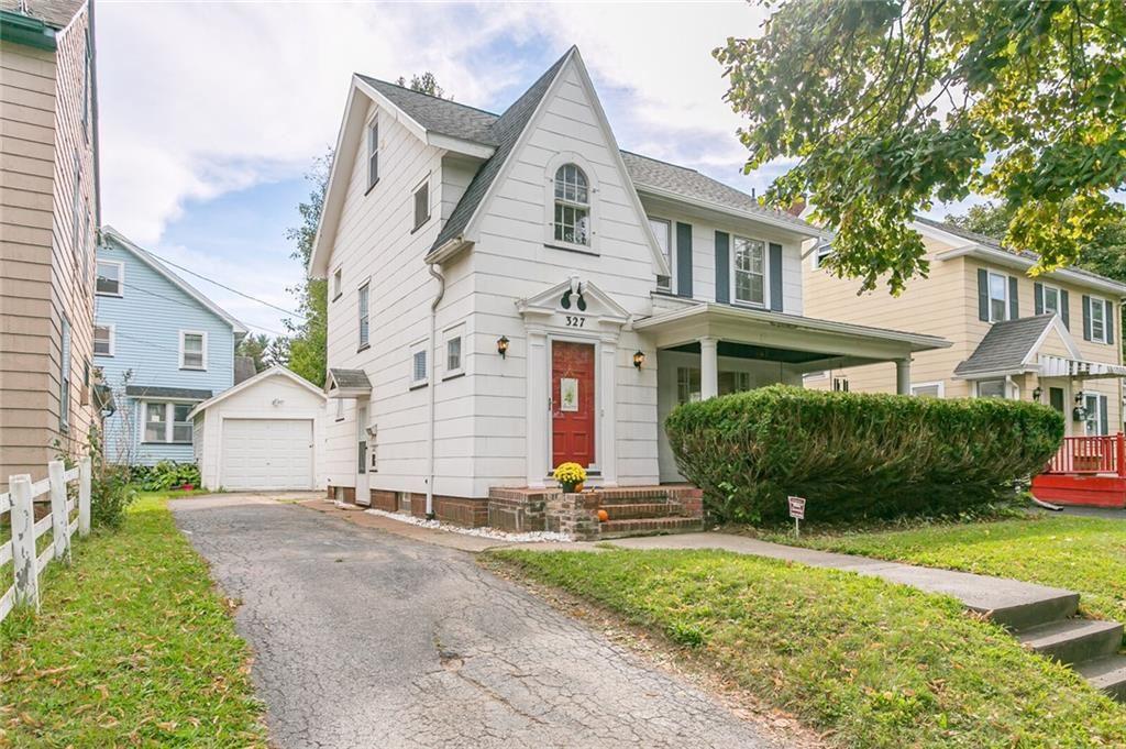 327 Rocket Street, Rochester, NY 14609 - MLS#: R1368207