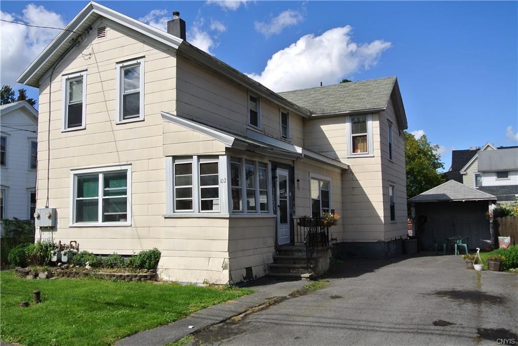 102 W Yates Street W #2, East Syracuse, NY 13057 - MLS#: S1367209