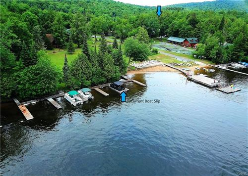 Photo of 133 Old Hotel (Pond Side - Holiday Shores) Road #2, Old Forge, NY 13420 (MLS # S1316215)