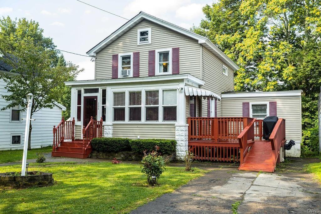 204 E 7th Street, Oswego, NY 13126 - MLS#: S1359216