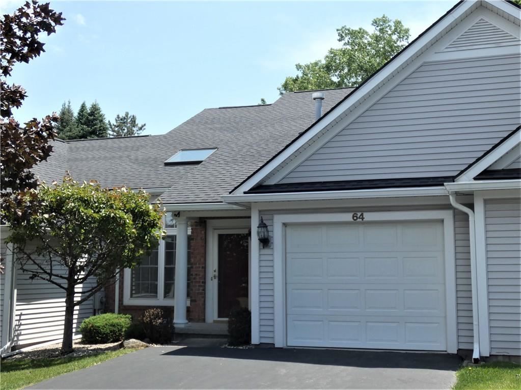 64 Amberwood Place, Rochester, NY 14626 - #: R1346217