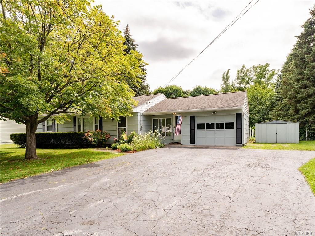 109 Norwood Avenue, Rochester, NY 14606 - MLS#: B1360225