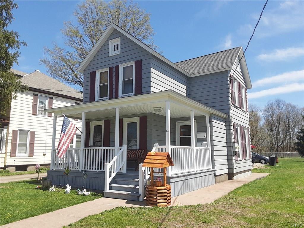 43 Elm Street, Camden, NY 13316 - #: S1266226
