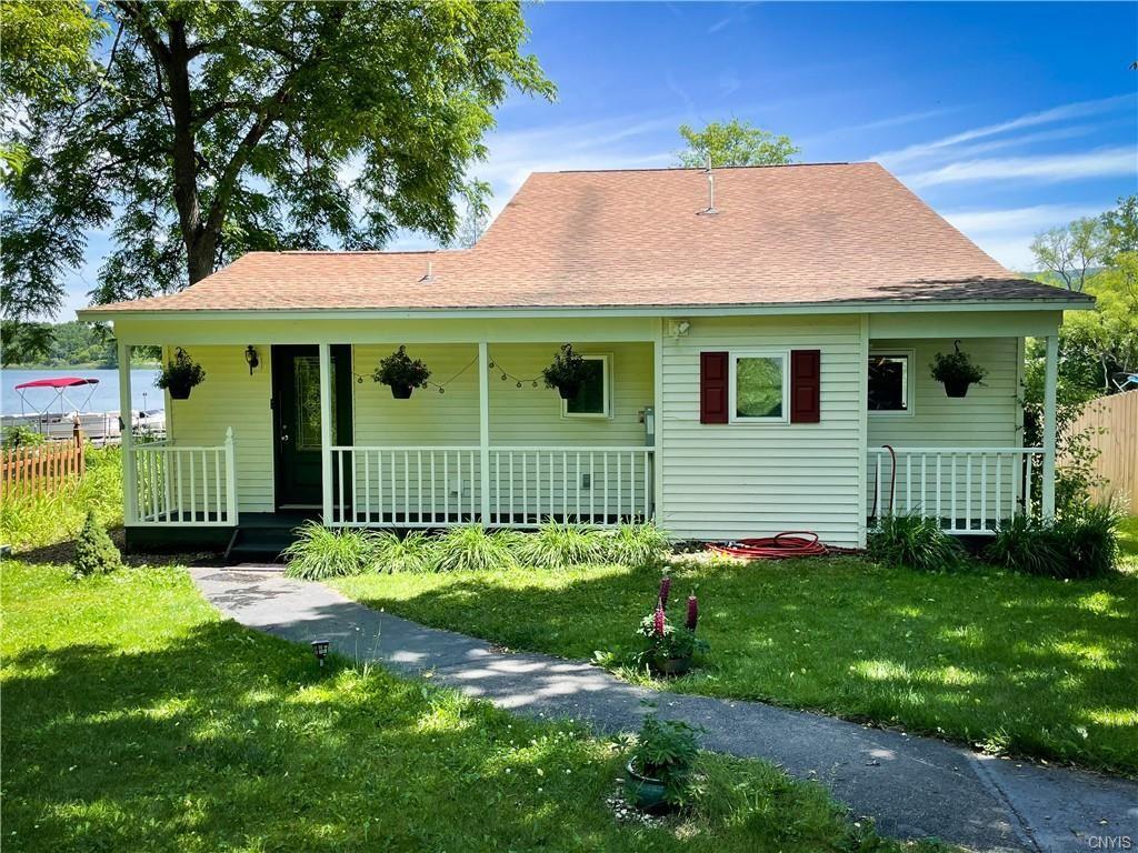 4202 West Shore Manor Road, Jamesville, NY 13084 - MLS#: S1343229