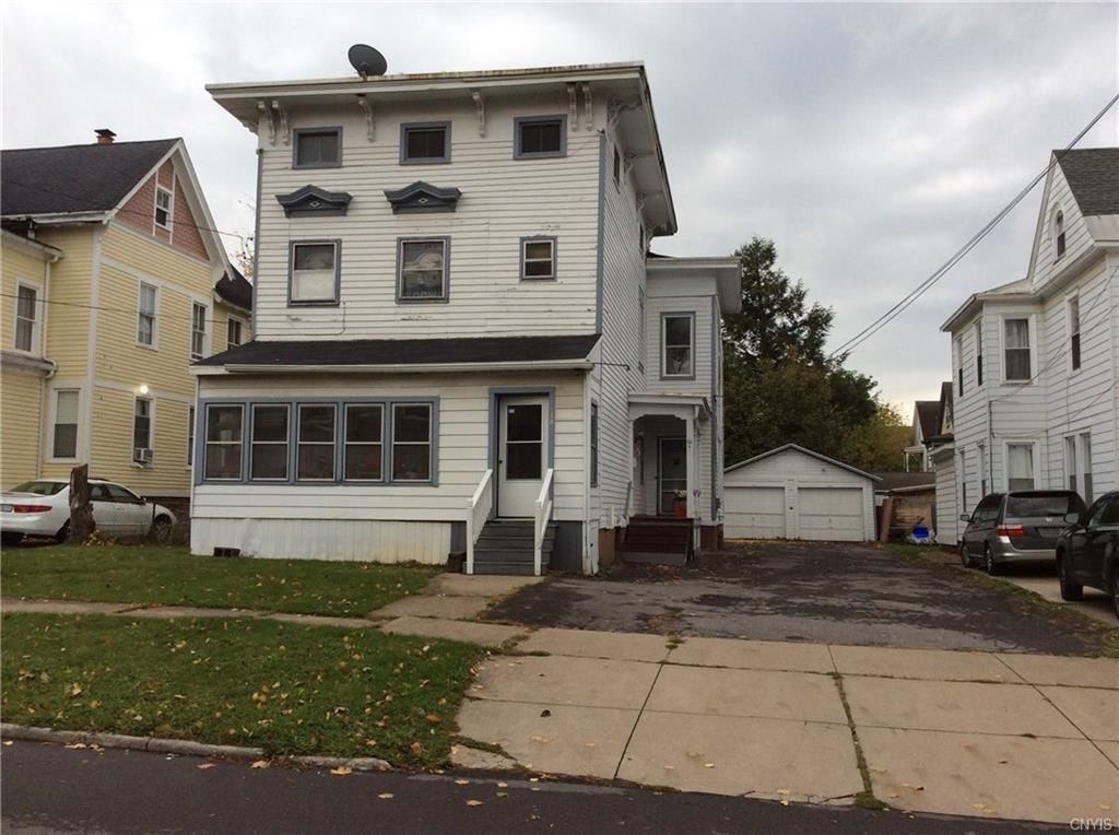 16 Grant Street, Utica, NY 13501 - MLS#: S1303231