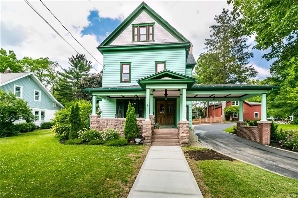 24 North Street, Marcellus, NY 13108 - MLS#: S1348232