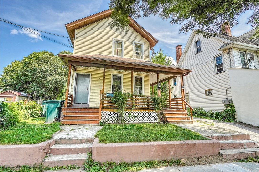 756 N Plymouth Avenue, Rochester, NY 14608 - MLS#: R1358240
