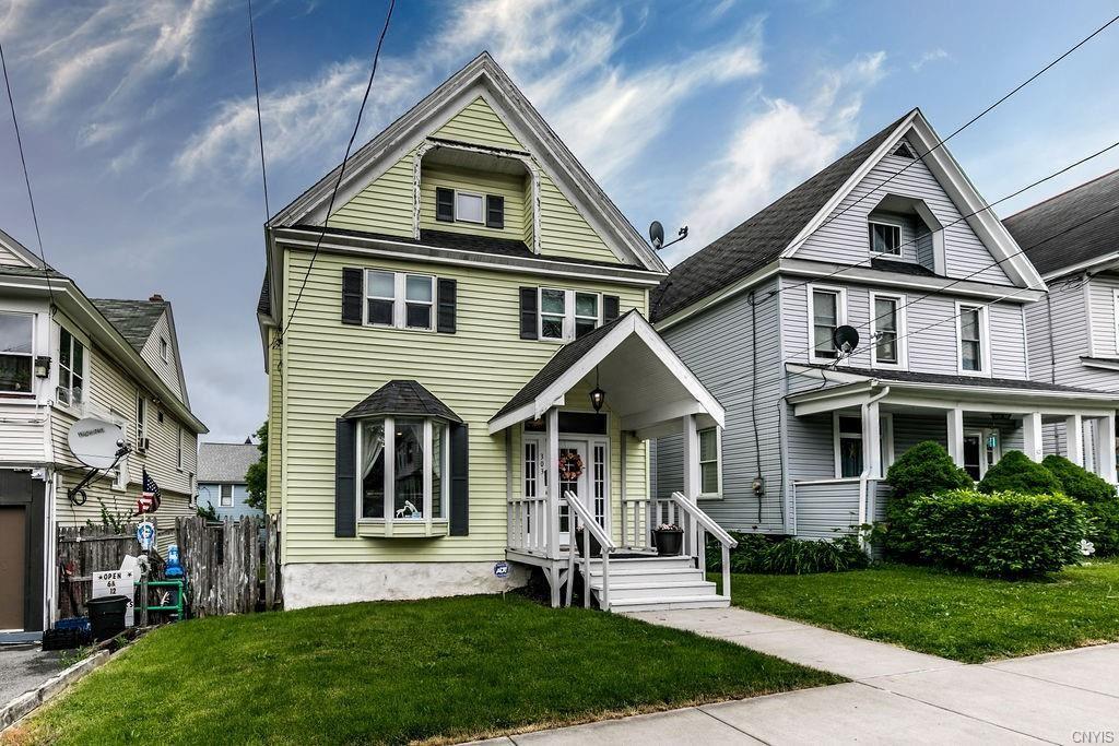 303 S Lowell Avenue, Syracuse, NY 13204 - #: S1340241