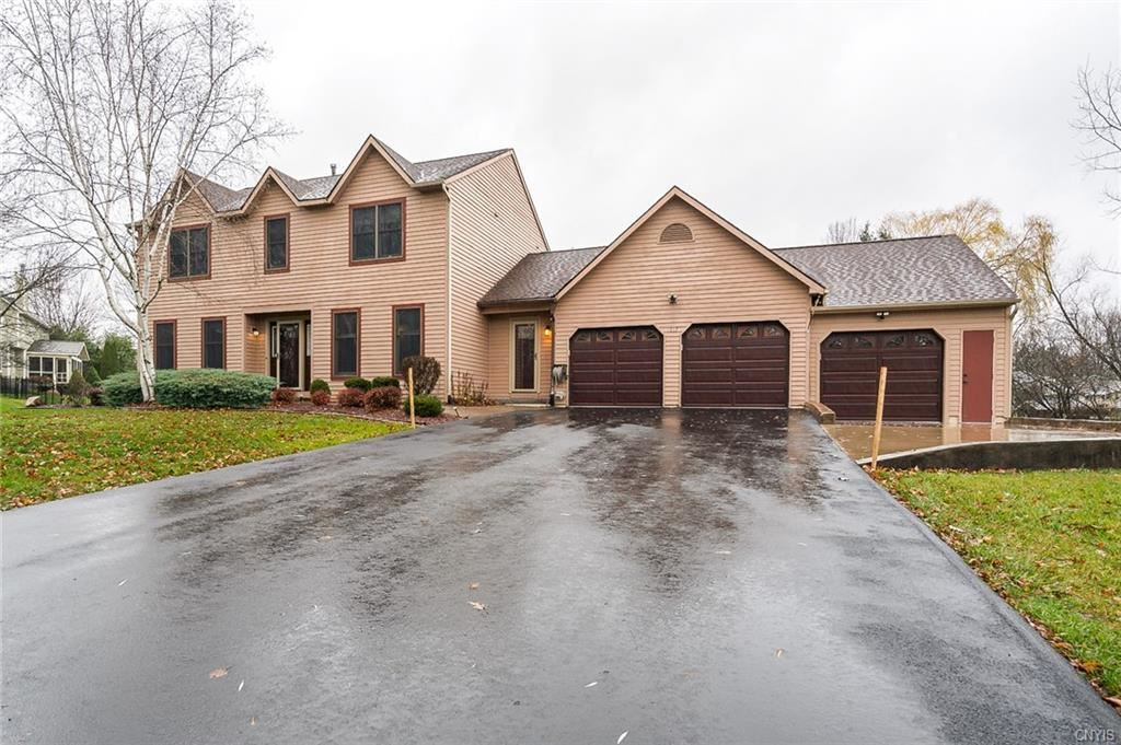 3197 Olive Drive, Baldwinsville, NY 13027 - #: S1310242