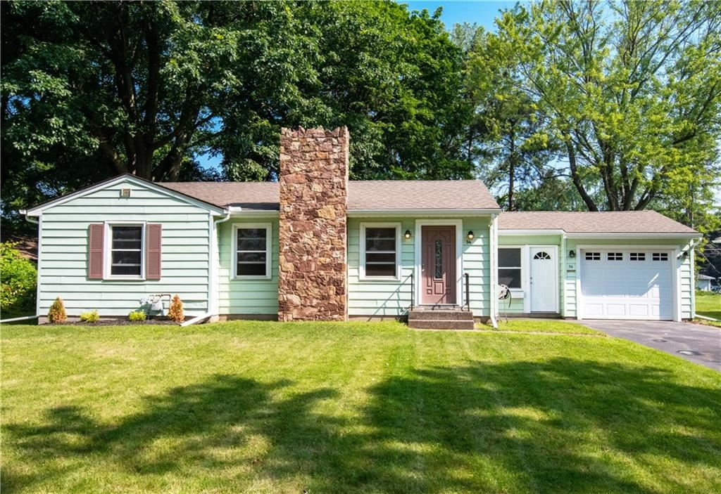 36 Meadowdale Drive, Rochester, NY 14624 - #: R1355244