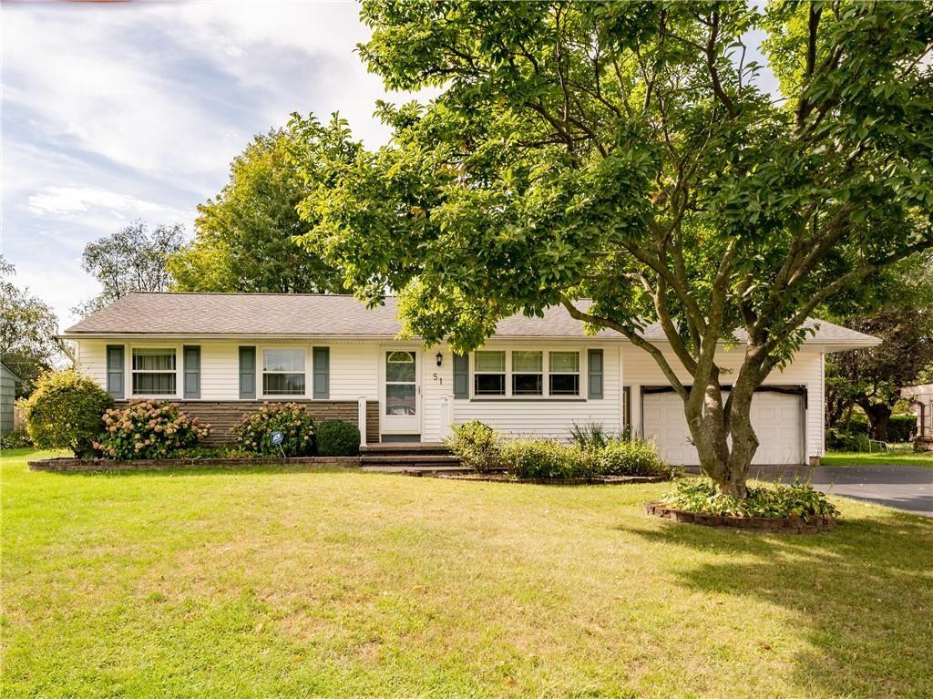 51 Barbara Lane, Rochester, NY 14626 - MLS#: R1368244
