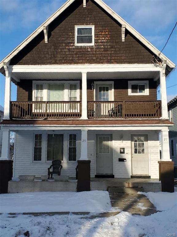 25-27 Leslie Avenue #27, Utica, NY 13501 - MLS#: S1316244
