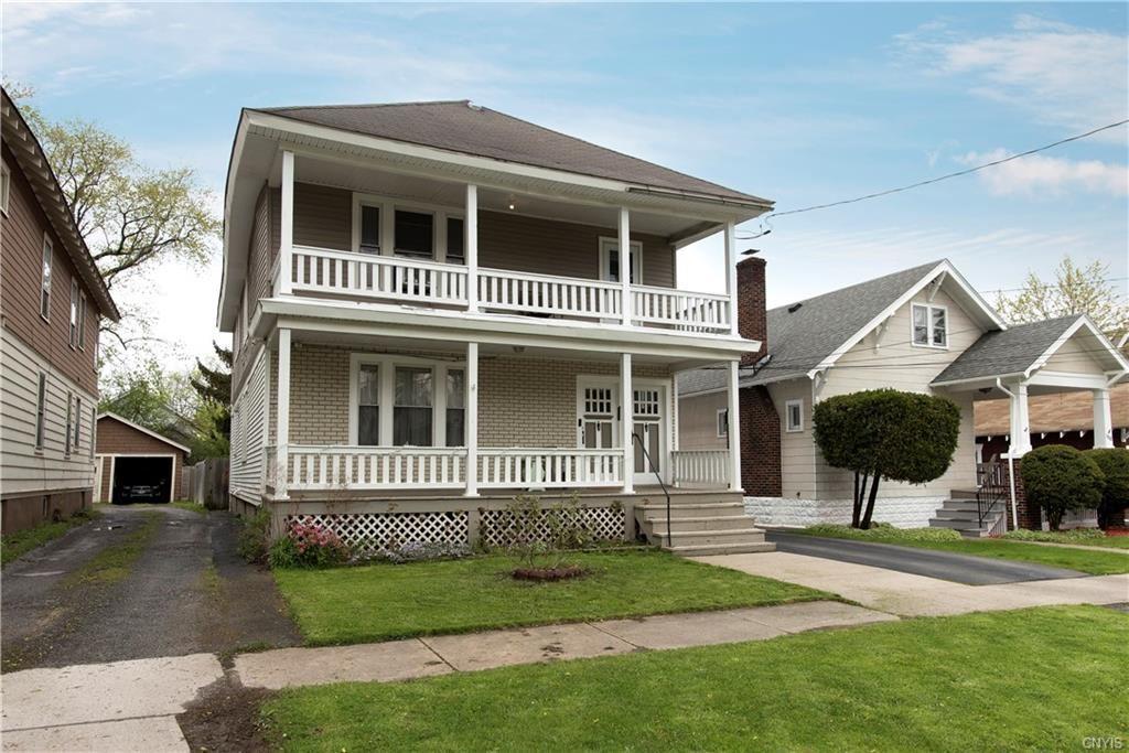 1804 Baker Avenue, Utica, NY 13501 - MLS#: S1336250
