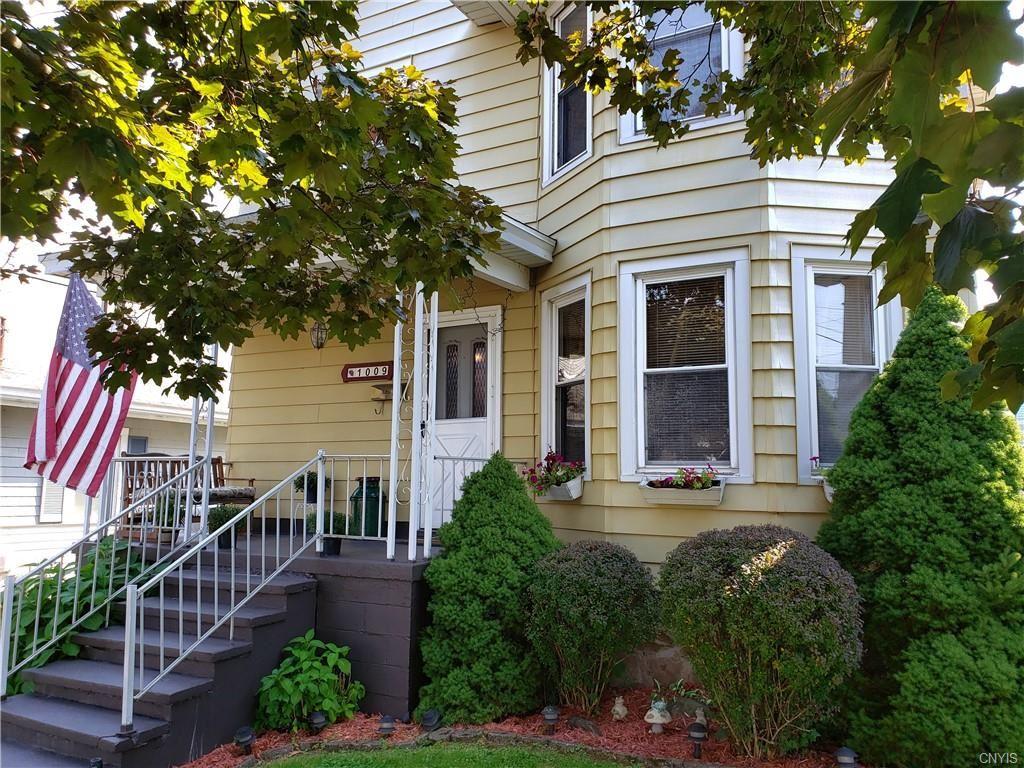 1009 Tabor Place, Utica, NY 13502 - #: S1292252