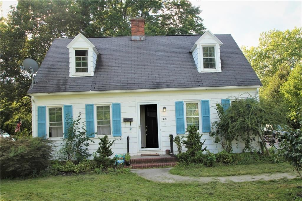 321 Brooklawn Drive, Rochester, NY 14618 - MLS#: R1366254