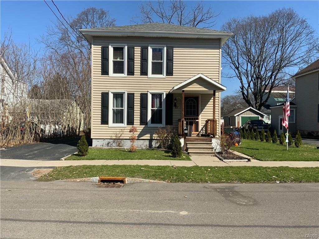 21 Florence Street, Auburn, NY 13021 - MLS#: S1328259