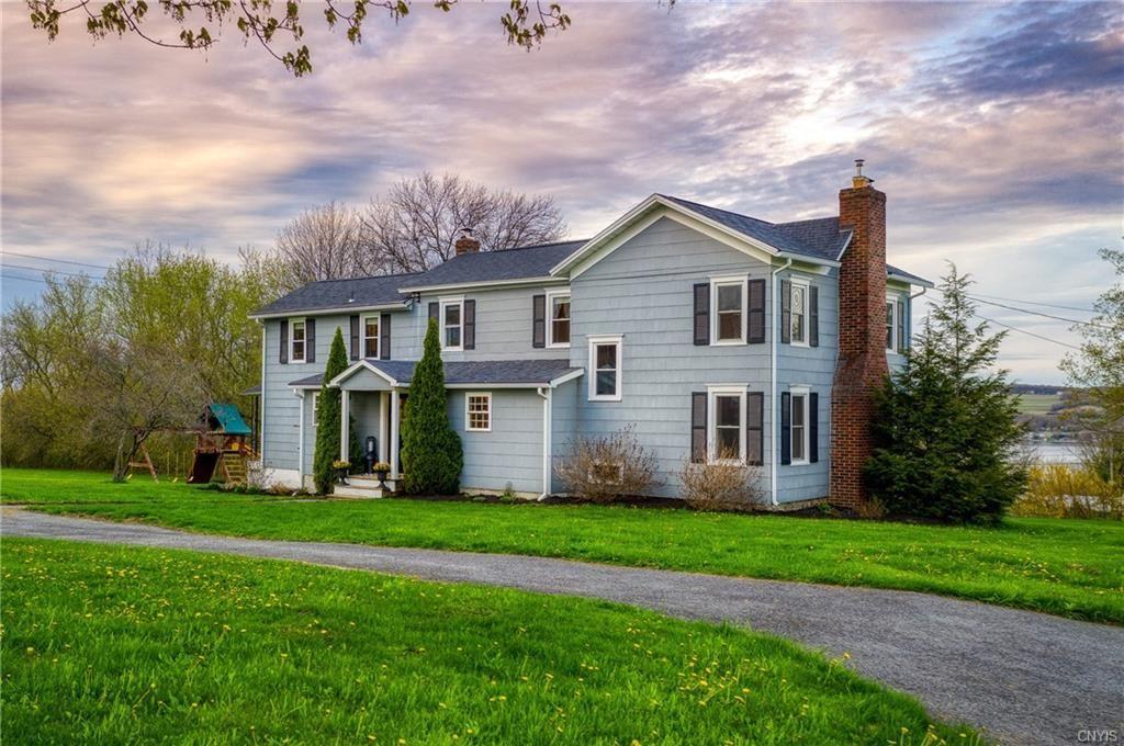 1287 Hencoop Road, Skaneateles, NY 13152 - MLS#: S1333260