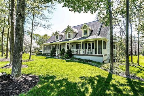Photo of 4418 Twin Pines Drive, Manlius, NY 13104 (MLS # S1266264)