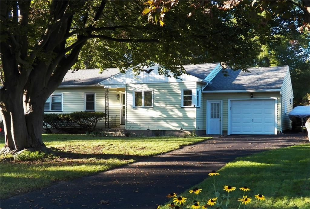 36 Baycrest Drive, Rochester, NY 14622 - MLS#: R1373265