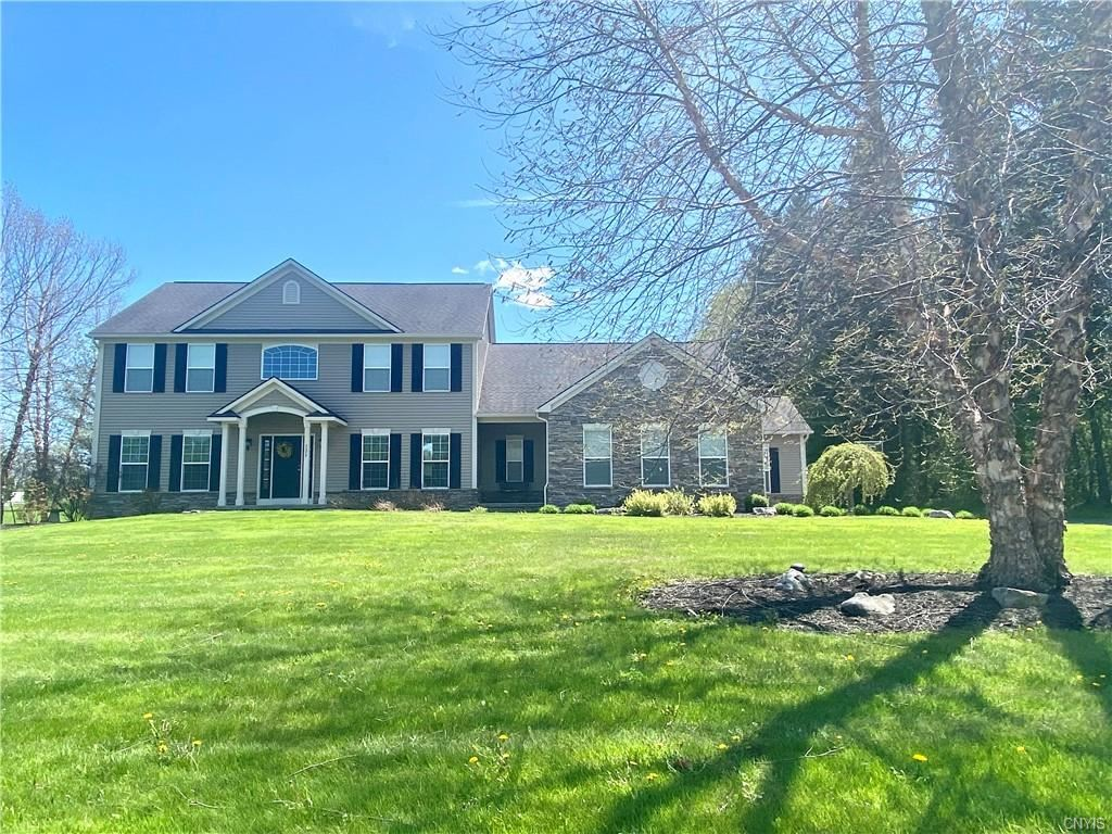 4272 Trout Lilly Lane, Manlius, NY 13104 - MLS#: S1335266