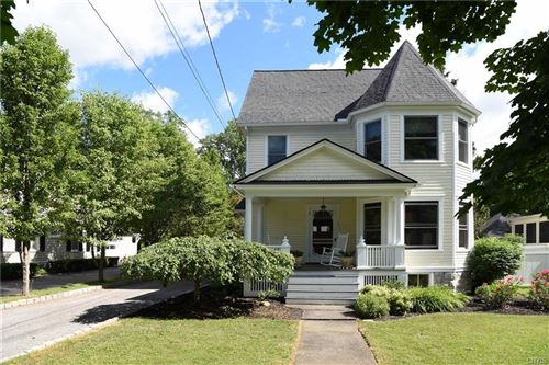 Photo of 47 Academy Street, Skaneateles, NY 13152 (MLS # S1273268)