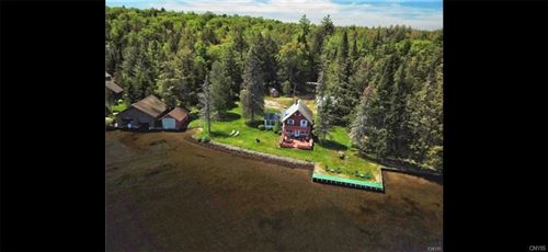 Photo of 154 Gull Rock Bay Road, Old Forge, NY 13420 (MLS # S1350273)