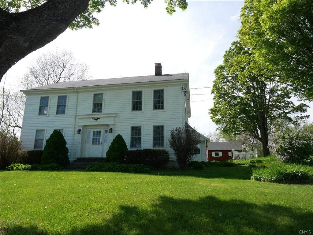 1595 State Route 12, Waterville, NY 13480 - MLS#: S1331275