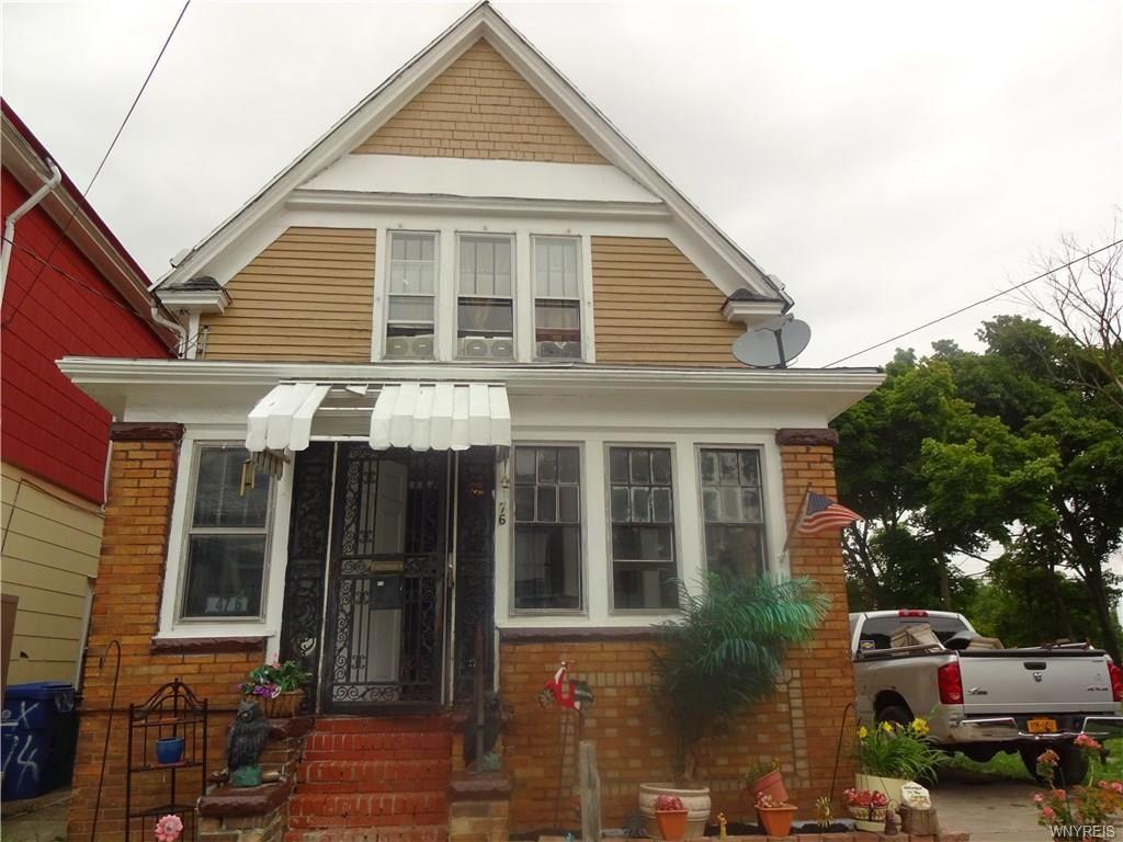 476 winslow Avenue E, Buffalo, NY 14211 - #: B1137276