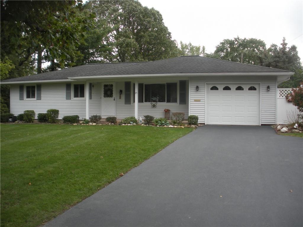 25 Alderwood Lane, Rochester, NY 14615 - MLS#: R1374276