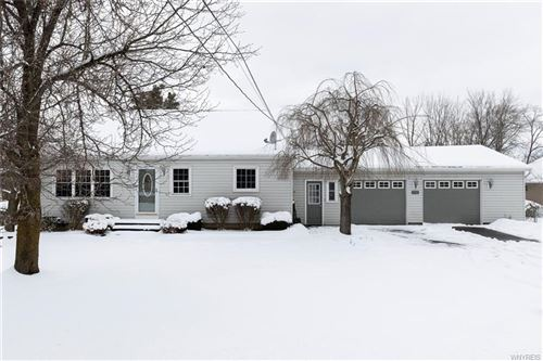 Photo of 5318 Armor Duells Road, Orchard Park, NY 14127 (MLS # B1316277)