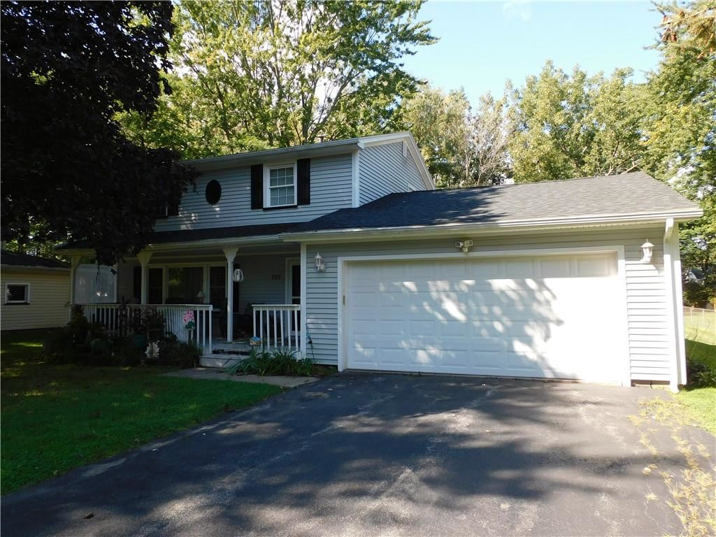 107 Selkirk Drive, Rochester, NY 14626 - MLS#: R1366278