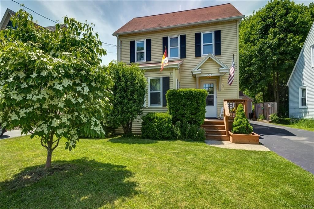 208 S Terry Road, Geddes, NY 13219 - #: S1198279
