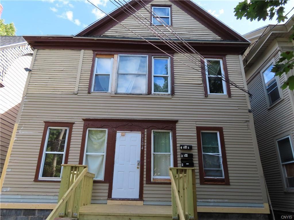 1104 Butternut Street, Syracuse, NY 13208 - MLS#: S1321280