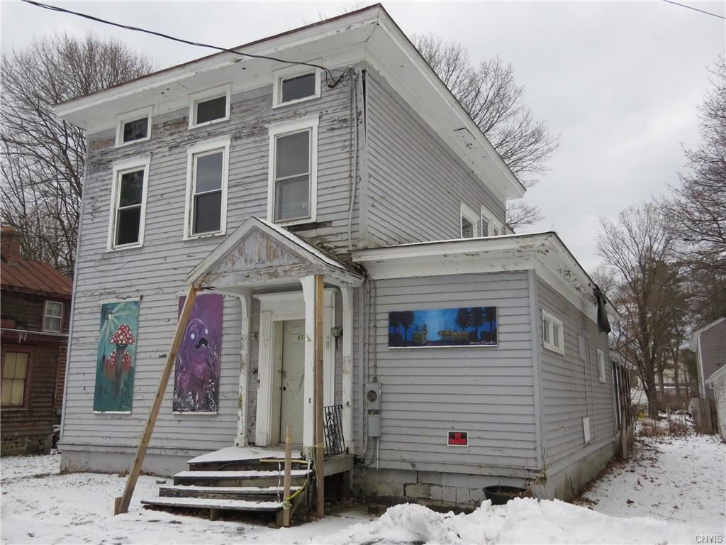 513 N washington Street, Rome, NY 13440 - MLS#: S1314286
