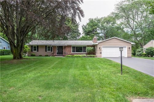Photo of 175 Henderson Drive, Penfield, NY 14526 (MLS # R1346287)