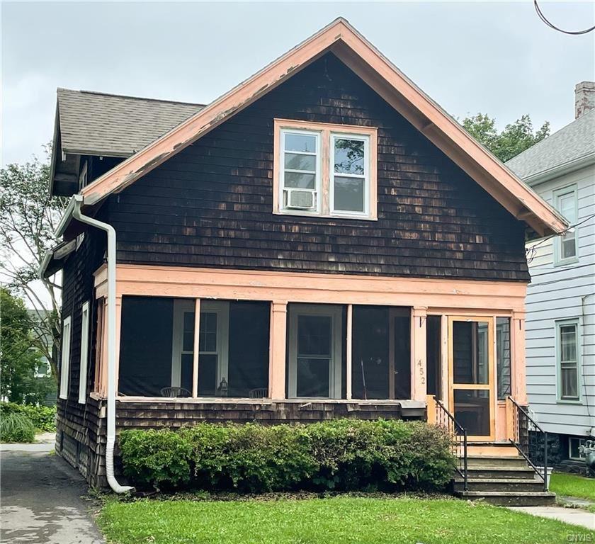 452 Whittier Avenue, Syracuse, NY 13204 - #: S1351288