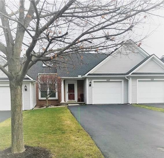 107 Amberwood Place, Rochester, NY 14626 - #: R1313289