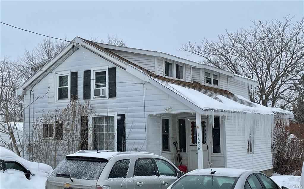1636 State Route 48, Fulton, NY 13069 - MLS#: S1318293