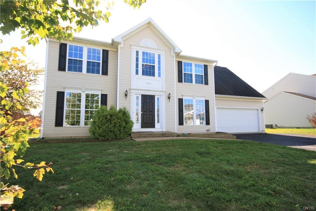 5502 Ravensthorpe Way, Clay, NY 13041 - #: S1300294