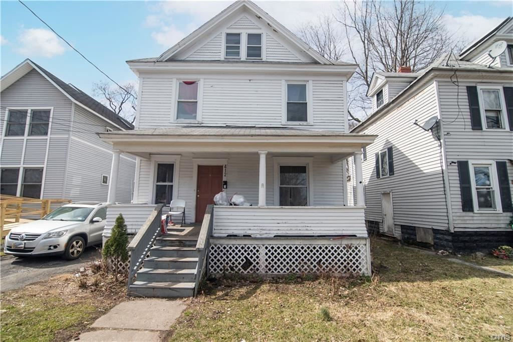 412 Rich Street, Syracuse, NY 13207 - MLS#: S1373294