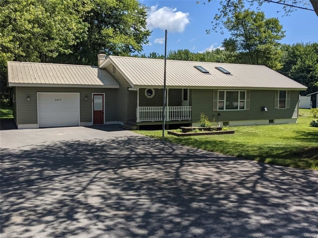 2477 Mcclanathan Avenue, Blossvale, NY 13157 - MLS#: S1345295