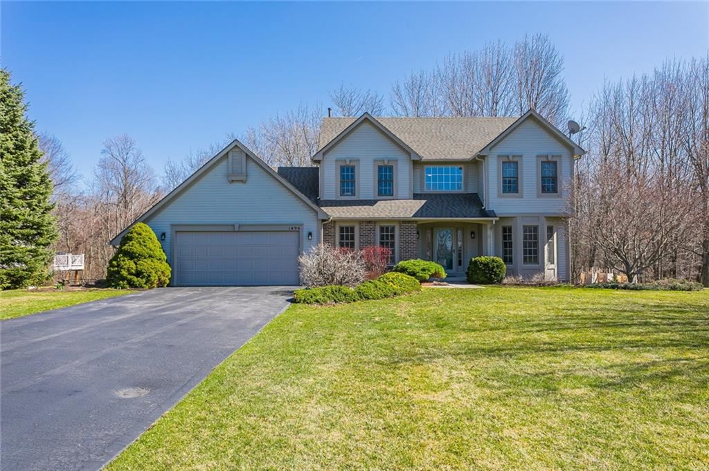 1496 Chigwell Lane N, Webster, NY 14580 - #: R1258298