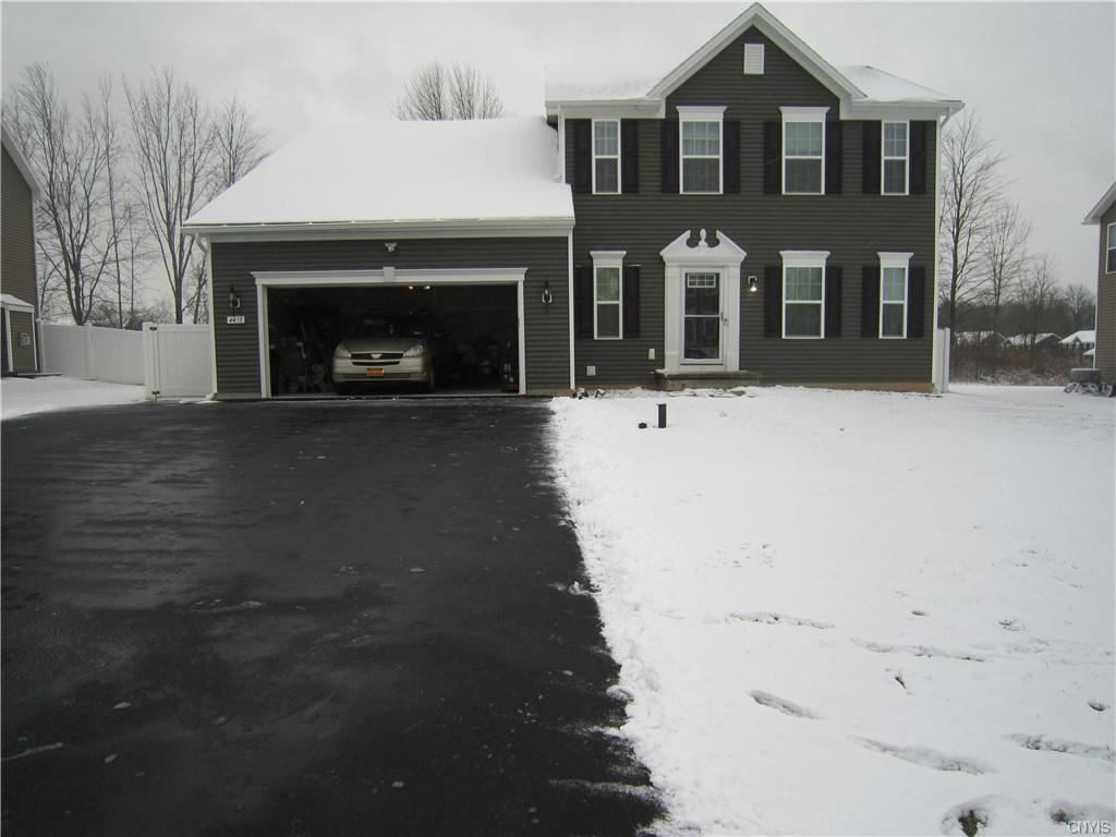 4438 Pace Lane, Clay, NY 13041 - MLS#: S1310302