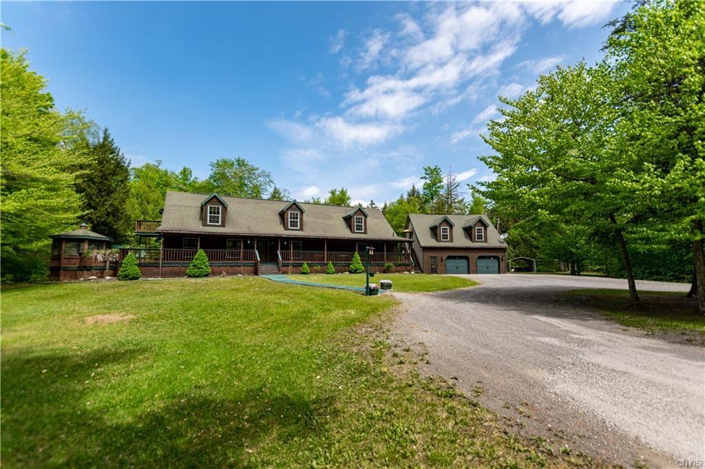 7114 Beaver Trail, Alder Creek, NY 13301 - MLS#: S1340302